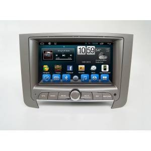 CARMEDIA QR-7085 Головное устройство на Android 6.0.1 для Ssangyong Rexton