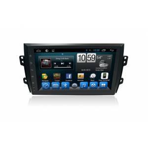 CARMEDIA QR-9026 Головное устройство на Android 6.0.1 для Suzuki Sx4 new