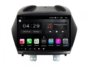 Штатная магнитола FarCar s300-SIM 4G для Hyundai ix35 на Android (RG361R)