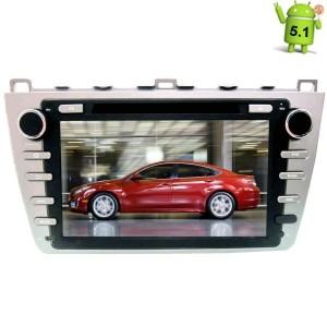 Штатная магнитола Mazda 6 s Android 5.1 + камера заднего вида