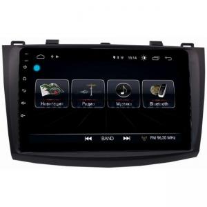 Штатная магнитола FarCar s130+ для Mazda 3 (2009-2013) на Android (W034)