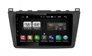 Штатная магнитола FarCar s185 для Mazda 6 на Android (LY012R)