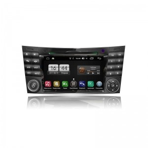 Штатная магнитола FarCar s170 для Mercedes E, CLS на Android (L090)