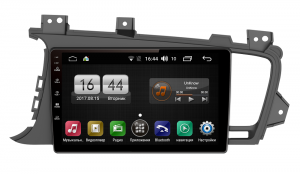 Штатная магнитола FarCar s185 для KIA Optima на Android (LY091R)