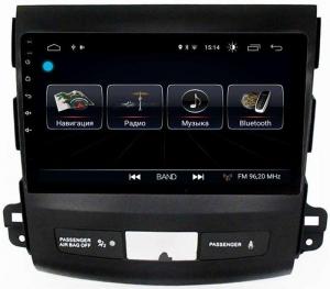 Автомагнитола Letrun Outlander XL/ Peugeot 4007 4G+64G 9 дюймов с 4G LTE Sim