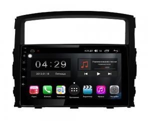 Штатная магнитола FarCar s300-SIM 4G для Mitsubishi Pajero на Android (RG1009R)