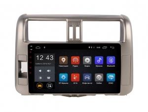 Автомагнитола Letrun Prado 150 (2009-2013) 4G+64G 9 дюймов с 4G LTE Sim
