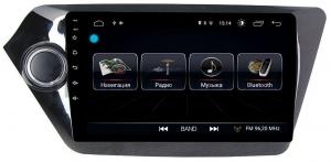 Автомагнитола Letrun Kia Rio 4G+64G 9 дюймов с 4G LTE Sim