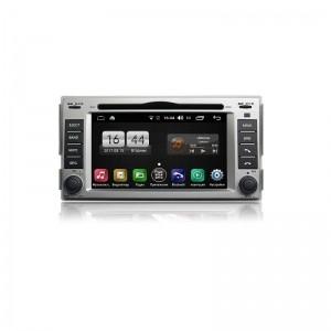 Штатная магнитола FarCar s170 для Hyundai Santa Fe 2006-2013 на Android (L008)