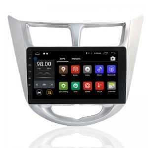 Автомагнитола Letrun Hyundai Solaris 4G+64G 9 дюймов с 4G LTE Sim