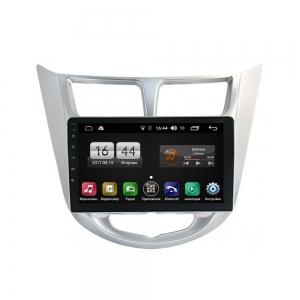 Штатная магнитола FarCar s185 для Hyundai Solaris на Android (LY067R)