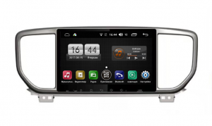 Штатная магнитола FarCar s185 для KIA Sportage на Android (LY1143R)