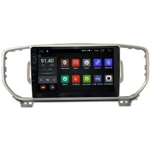 Автомагнитола Letrun Kia Sportage 4 4G+64G 9 дюймов с 4G LTE Sim