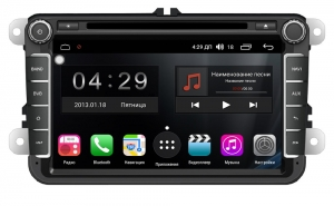 Штатная магнитола FarCar s300-SIM 4G для Volkswagen, Skoda на Android (RG370)