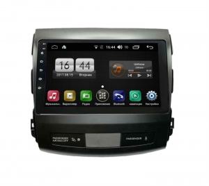 Штатная магнитола FarCar s185 для Mitsubishi Outlander XL,Citroen C-Crosser, Peugeot 4007 на Android (LY056R)