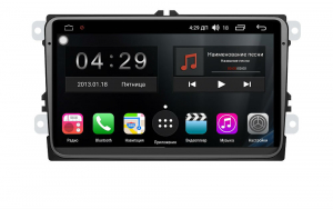 Штатная магнитола FarCar s300 для Volkswagen, Skoda на Android (RL818)